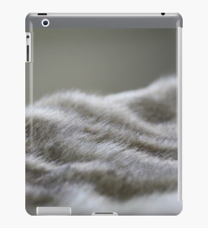 Fur.... iPad Case/Skin