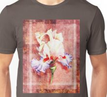 Decorative Iris Painting Unisex T-Shirt