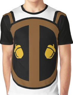 Squirrel Girl Symbol Graphic T-Shirt