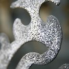 Abstract in metal... by LynnEngland