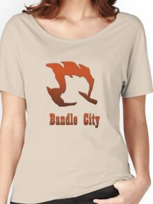 Bandle City Women's Relaxed Fit T-Shirt
