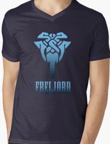 Freljord Mens V-Neck T-Shirt