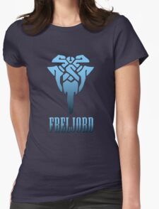 Freljord Womens Fitted T-Shirt