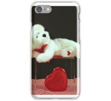 Valentines' Day Bear iPhone Case/Skin