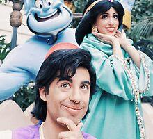 Aladdin Totem Pole by faithelizabethg