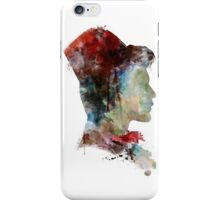 Doctor Who // 11th Doctor / Matt Smith iPhone Case/Skin
