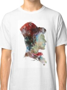 Doctor Who // 11th Doctor / Matt Smith Classic T-Shirt