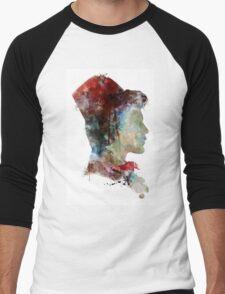 Doctor Who // 11th Doctor / Matt Smith Men's Baseball ¾ T-Shirt