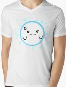 Angry IO Mens V-Neck T-Shirt
