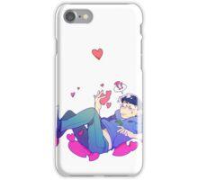 We love Karamatsu iPhone Case/Skin