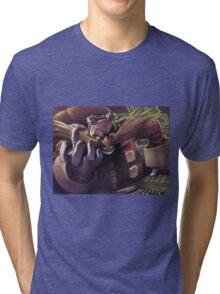 Dr. Eggman Tri-blend T-Shirt