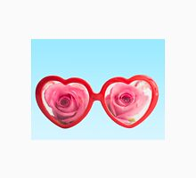 Rose Tinted Spectacles [Glasses] Unisex T-Shirt
