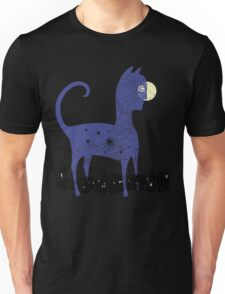 Night Cat owns the City T-Shirt