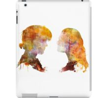 "Princess Bride // Buttercup and Wesley // ""As You Wish"" iPad Case/Skin"