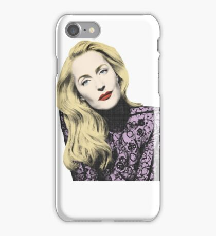 POP! Gillian Anderson iPhone Case/Skin
