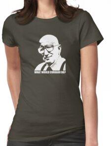 What Would Corrado Soprano Do Tshirt Womens Fitted T-Shirt