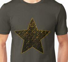 Gold Crystal Bling Strass Unisex T-Shirt