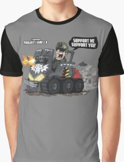 Project Tank 2.0 Fundraiser!!!! Graphic T-Shirt