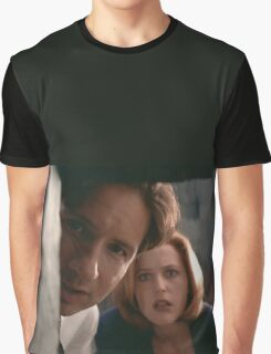 Mulder & Scully Graphic T-Shirt