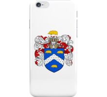 Harris Family Crest Heraldic Shield iPhone Case/Skin