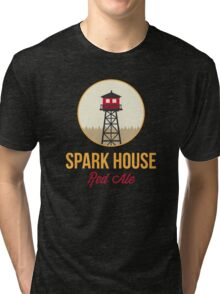 Spark House Red Ale Tri-blend T-Shirt