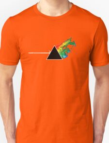 Dark Side of the Moon Explosion T-Shirt T-Shirt