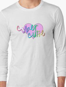 CYBER CUTIE Long Sleeve T-Shirt