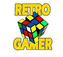 RETRO GAMER by Calgacus