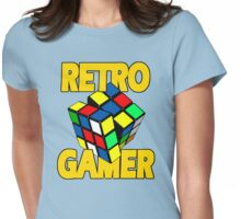 RETRO GAMER Womens Fitted T-Shirt