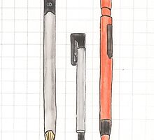 Killer Tools by watercolorme