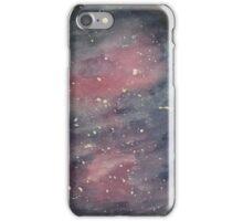 watercolor galaxy iPhone Case/Skin