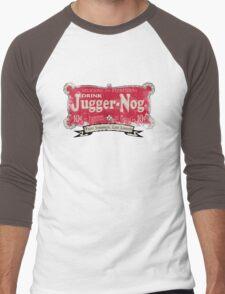 Fight Stronger, Live Longer (V2) Men's Baseball ¾ T-Shirt