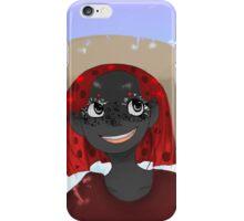Lady bug days iPhone Case/Skin