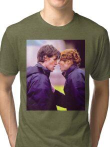 Matt Smith and Karen Gillan Tri-blend T-Shirt