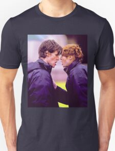 Matt Smith and Karen Gillan Unisex T-Shirt