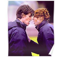Matt Smith and Karen Gillan Poster