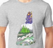 Big Beautiful New Hampshire Unisex T-Shirt