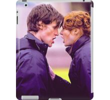Matt Smith and Karen Gillan iPad Case/Skin
