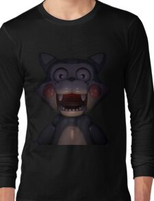 Candy the Cat Long Sleeve T-Shirt