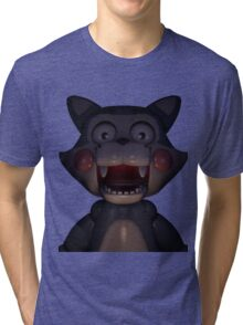 Candy the Cat Tri-blend T-Shirt