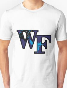 Wake Forest Panthers Hornets Unisex T-Shirt