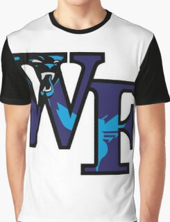 Wake Forest Panthers Hornets Graphic T-Shirt