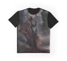Bloodborne: Saw Cleaver Graphic T-Shirt