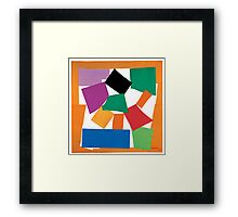 Matisse The Snail Framed Print