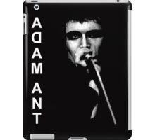 Punk Adam Ant iPad Case/Skin