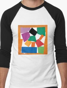 Matisse The Snail Men's Baseball ¾ T-Shirt