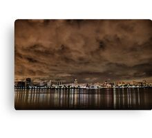 El Niño Skies Canvas Print