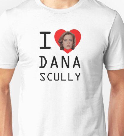 I Heart Dana Scully Unisex T-Shirt