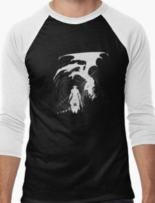 Dragon Fighter Men's Baseball ¾ T-Shirt