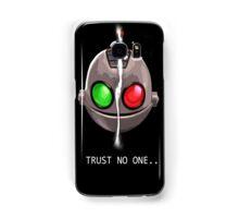 Clank & Klunk - Trust No One Samsung Galaxy Case/Skin